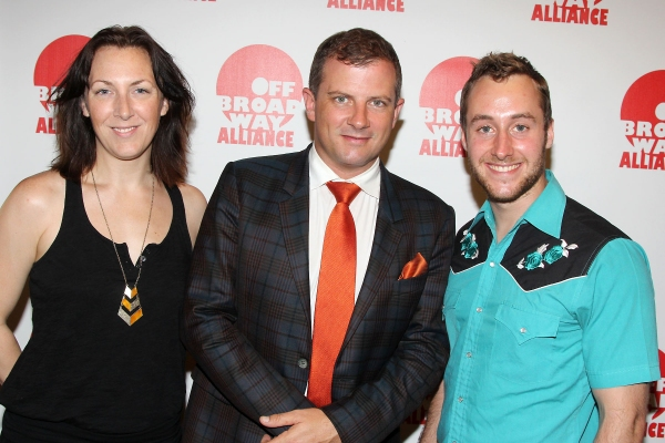 Photo Flash: Inside the Off Broadway Alliance Awards, Honoring McNally, Shawn, Tesori & More